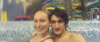 Наш поход в аквапарк питерлэнд
