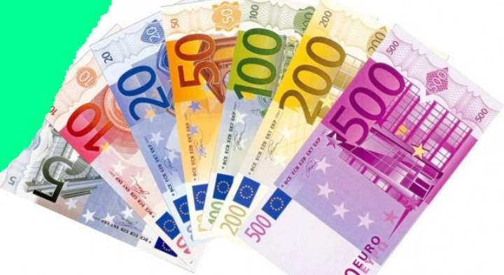 Валюта - евро