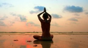Расслабление тела на море