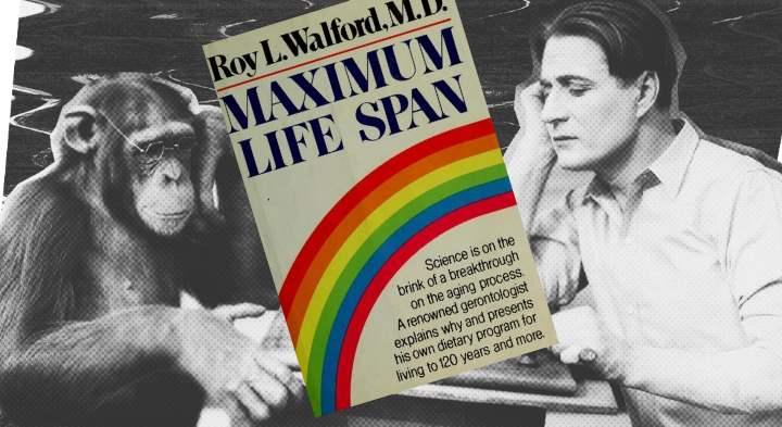 Книга Роя Уолфорда