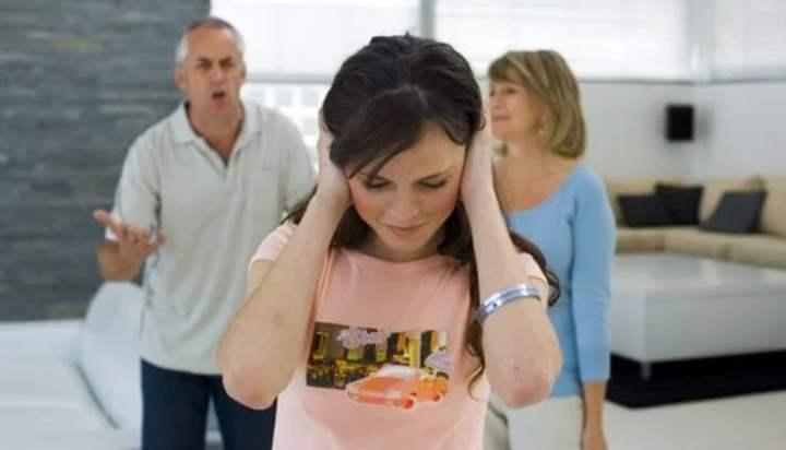 Несчастный подросток