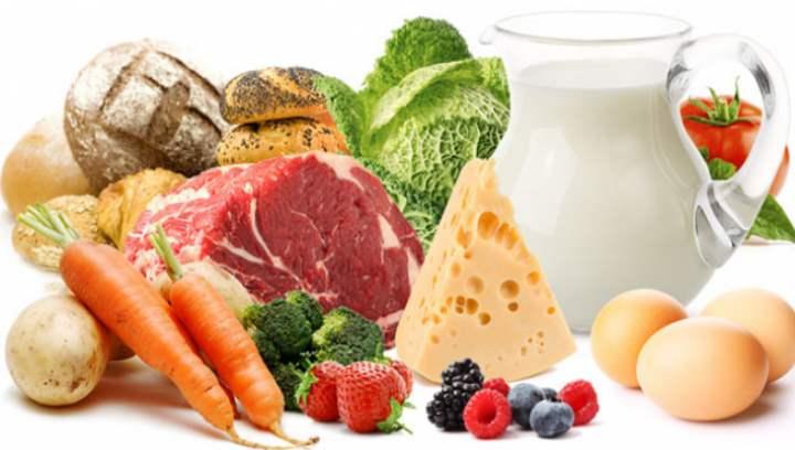 нужно выбрать максимально свежие продукты