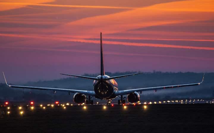 Ночная посадка