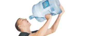 Миф или реальность - пить много воды