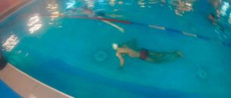 Проплыл под водой 50 метров