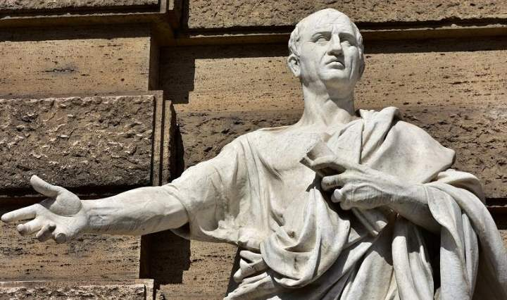 Древний мыслитель