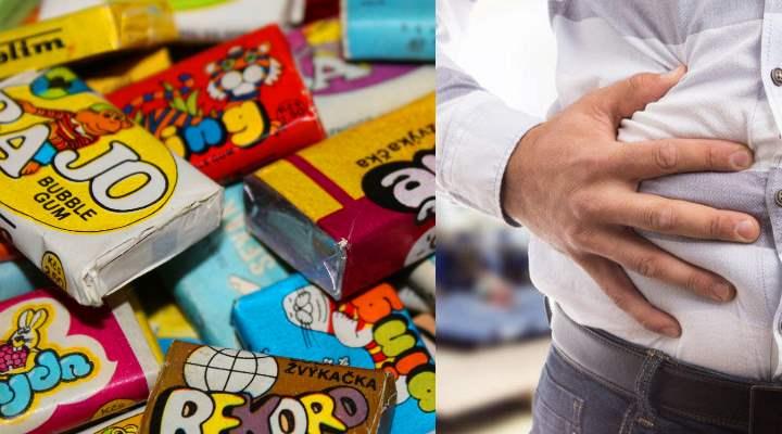 Существует миф о том, что употреблять жвачку как раз полезно для пищеварения