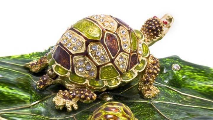 Статуэтка черепахи