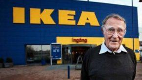 Ингвар Кампрад основатель IKEA