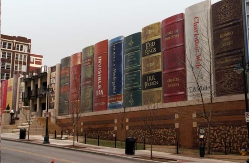 Книги огромных размеров