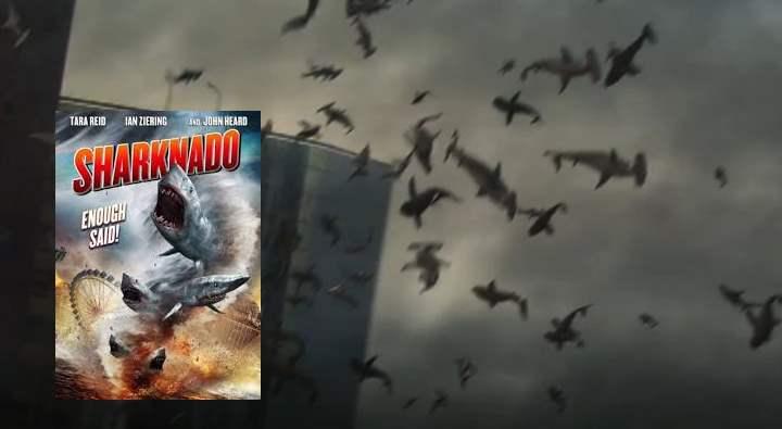 Фильм о летающих акулах