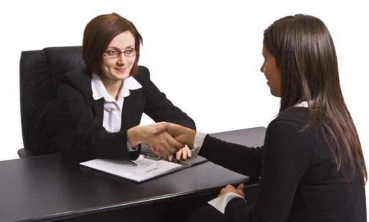 Переговоры у работодателя