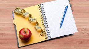 Что такое дневник питания, и как он помогает худеть