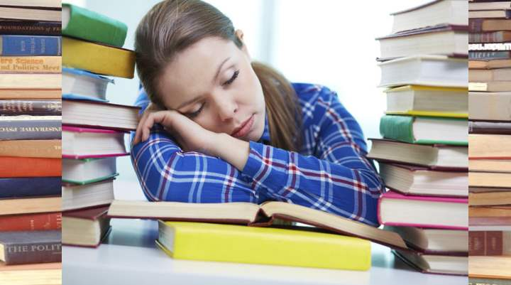 Казалось бы, какой отдых и сон, если до экзамена остались считанные дни, если не часы.