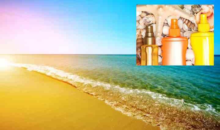 Что взять на пляж из масел