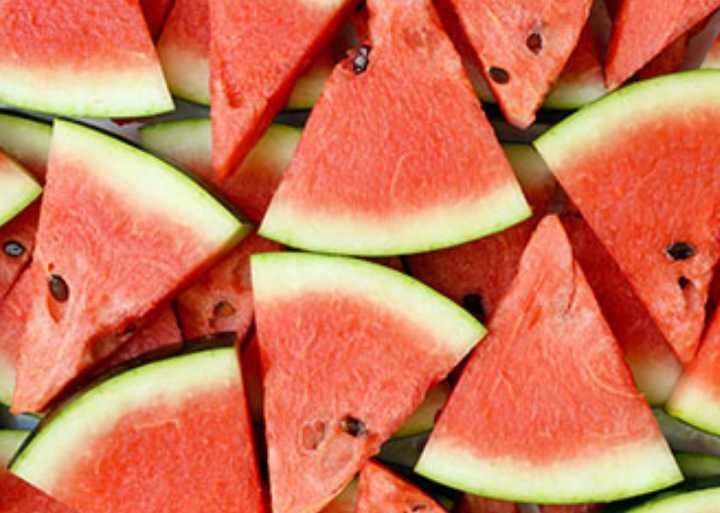 Арбуз содержит витамины С, А, Е. Антиоксиданты