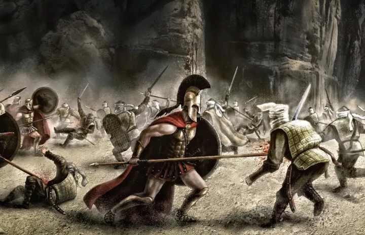 В Древней Спарте юноши восстанавливали силы умеренным потреблением вина