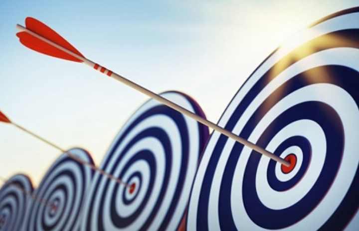 нужно правильно и красиво сформулировать свою цель