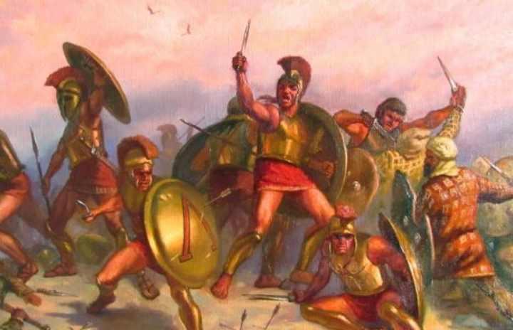 В Спарте все подчинялось единой цели