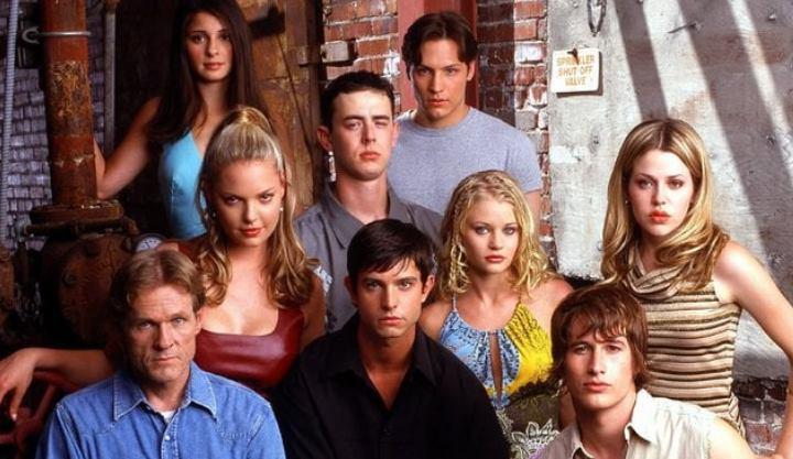 Этот сериал снимался в Америке с 1999 по 2002 год