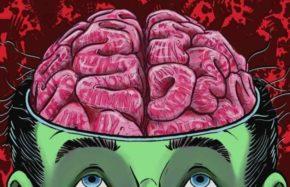 Благодаря мозгу человек разговаривает