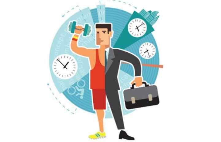 Чем напряженнее работа, тем чаще надо устраивать перерыв для отдыха