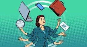 Для достижения своих целей рабочий день человека должен быть структурирован определённым образом