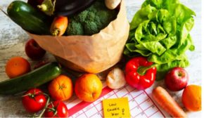 Пакет овощей