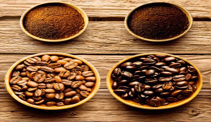 Кофеин есть только в кофейных зернах