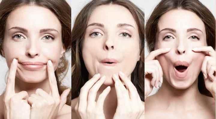 Семь простых способов сделать лицо более стройным: Советы +Видео