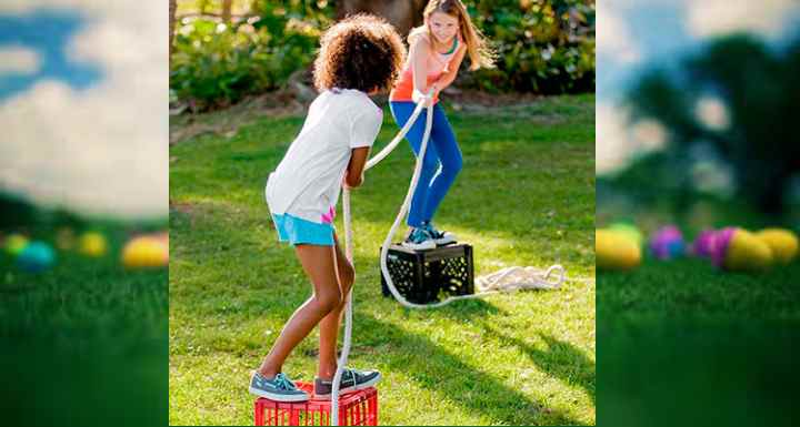 Подвижные игры для детей младшего школьного возраста 7-12 лет