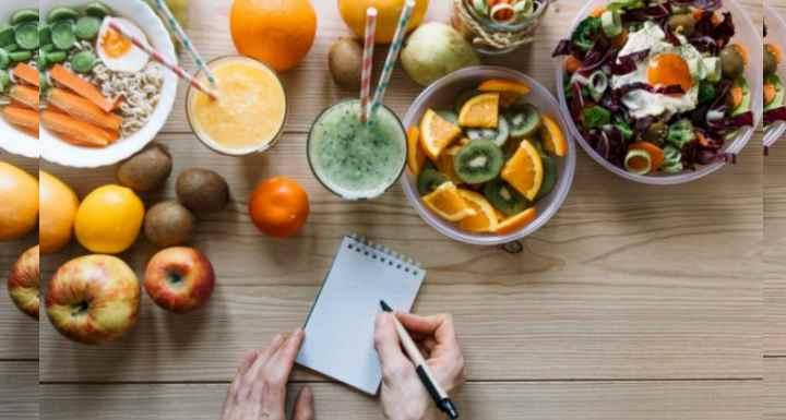 Принципы перехода на правильное питание