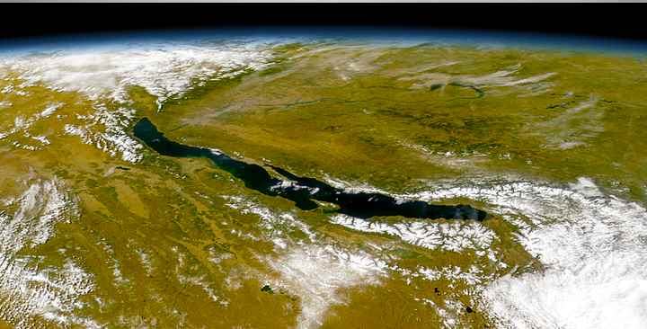 Вода на Земле и в Мировом Океане