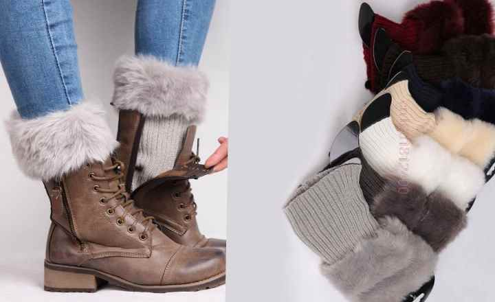 даже зимняя обувь не защищает от холода
