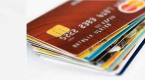 Пластиковые кредитные карты на сегодняшний день