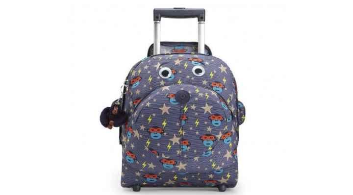Этот маленький детский чемоданчик весит 1,2 кг.