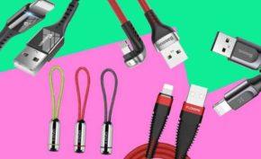 Торговые сети предлагают просто огромное количество зарядных кабелей
