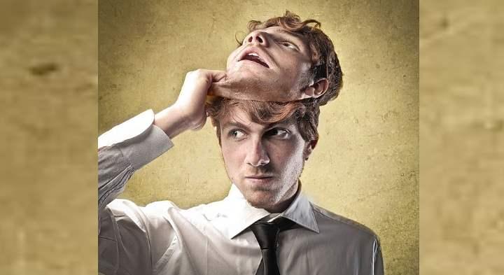 Психопат пытается создать себе образ спокойного и обаятельного человека