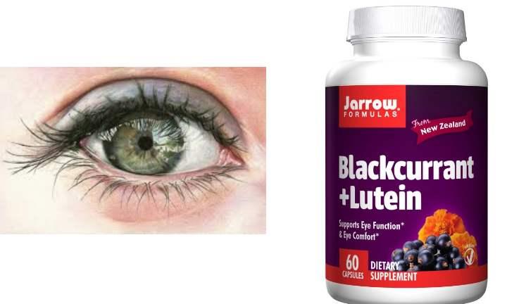 препарат, предназначенный для профилактики заболеваний глаз