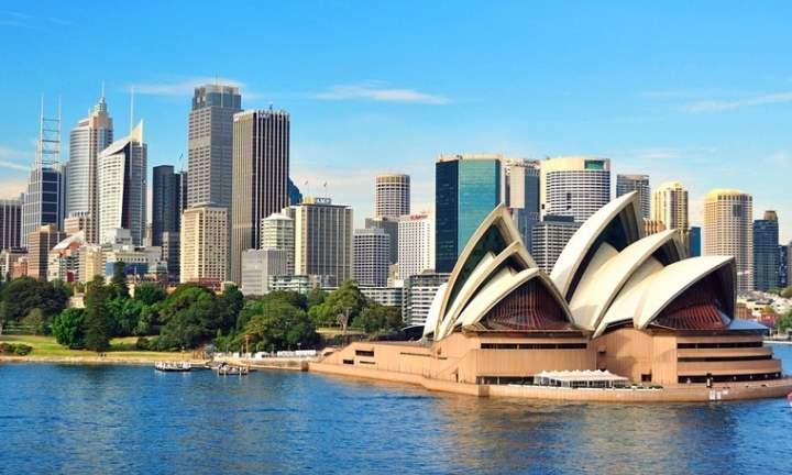 один из самых крупных мегаполисов на маленьком зеленом континенте