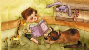 Картинка про ребенка