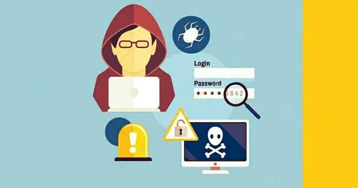 Появляются не написанные вами сообщения, обновлённые статусы или твиты.