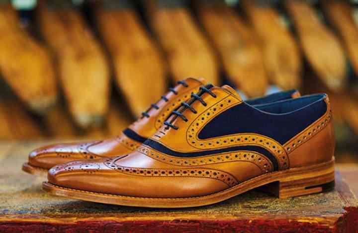 британский производитель преимущественно классической обуви, но можно найти так же и кеды, и ботинки