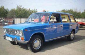 Машины из Советского Союза и сегодня смотрятся дорого и стиль.