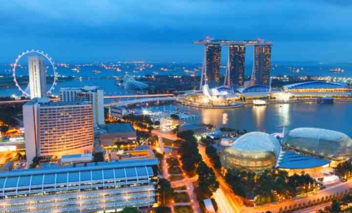 Жители Сингапура на собственную пенсию копят самостоятельно