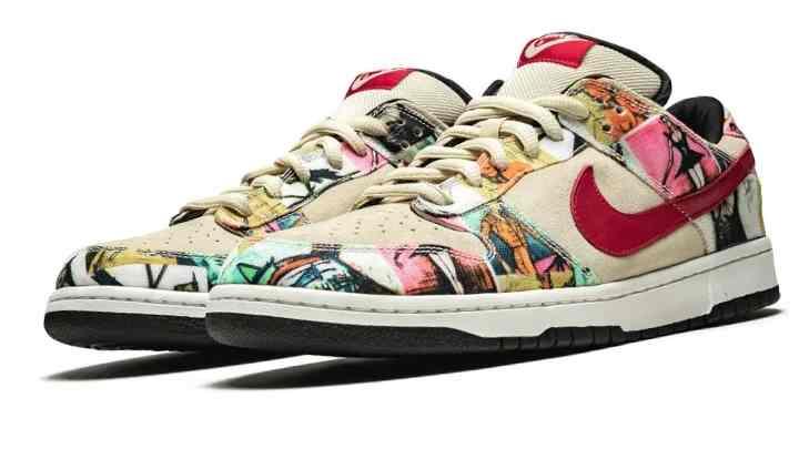 кроссовки является коллекционными