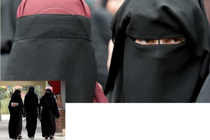 в Саудовской Аравии принято носить чёрное или бело