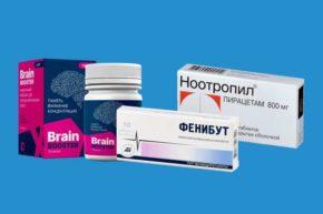 ~ повышение устойчивости мозга к вредным воздействиям