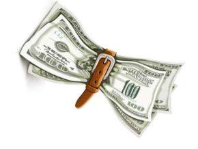 ~ Избавьтесь от активов, которые приводят к повышенным расходам (например, от дорогой машины)