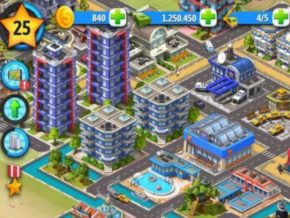 В этой игре придется отстраивать небольшое городок на острове